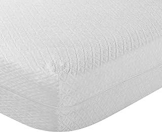 Pikolin Home – Mattress Cotton Terry Cover, Elastic, White Cama 150-150 x 190/200 cm White