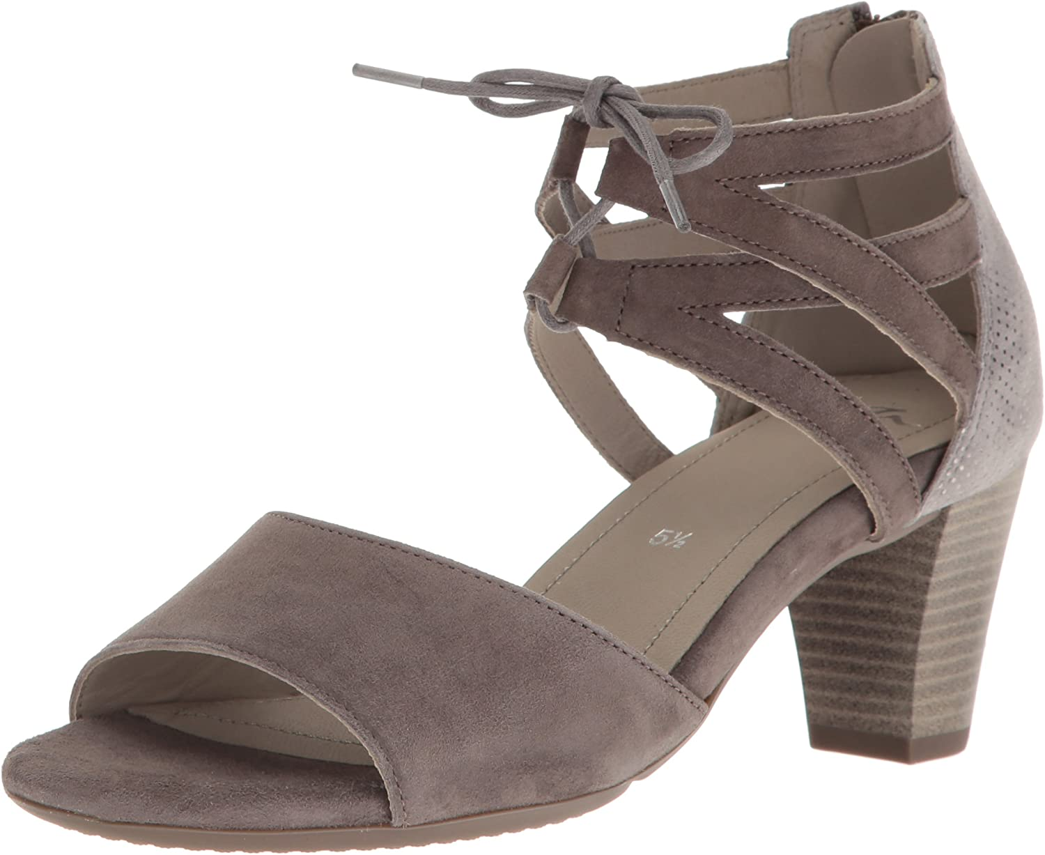 ARA Womens Racquel Dress Sandal