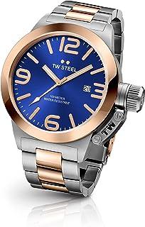 TW Steel Watch for Men, Stainless Steel, CB142