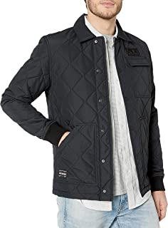 Fox Racing Mens 24085 Quilted Jacket Quilted Jacket