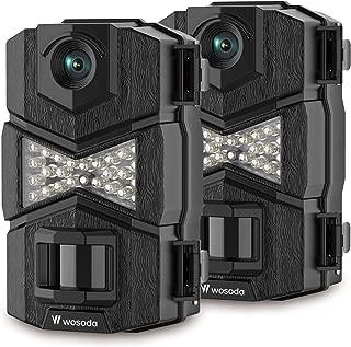 night vision wildlife camera