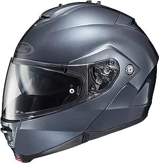 HJC 980-564 IS-MAX II Modular Motorcycle Helmet (Anthracite, Large)