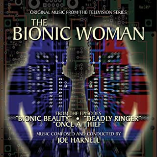 The Bionic Woman End Credits (From
