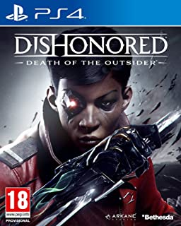 Dishonored: Death of the Outsider by Bethesda for PlayStation 4
