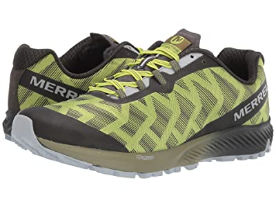 Merrell Agility Synthesis Flex (Lime Punch) Men