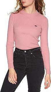 Levi's Crew Rib Sweater Womens Knits