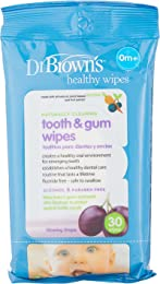 Best tooth wipes for babies