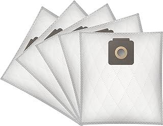 5 piezas, papel ✧WESSPER/® Bolsas de aspiradora para Bluesky BVC 1600