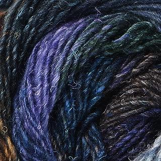 Noro Silk Garden Lite, 2088 - Blues-Nut-Silver