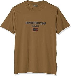 Napapijri Sonthe Men Green T-Shirts