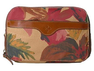 Patricia Nash Gabella Cosmetic Pouch (Spring Multi) Handbags