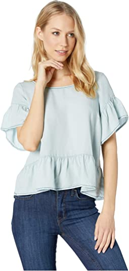 Ruffle and Ready Top