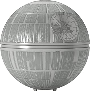Hallmark Keepsake Christmas Ornament 2019 Year Dated Wars Death Star Tree Topper, 6.3
