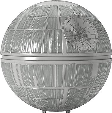 "Hallmark Keepsake Christmas Ornament 2019 Year Dated Wars Death Star Tree Topper, 6.3"""