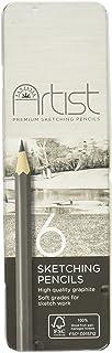 Fantasia Premium Sketch Pencil Set 6pc-