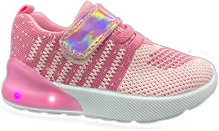 Chulis Toddler Girl Shoes Sneakers Shoes for Girls Sizes 3 to 8