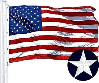 Large Trump Flag