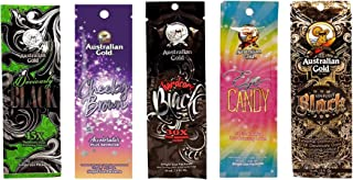Australian Gold Tanning Lotion Packets, Assorted (5 Count)