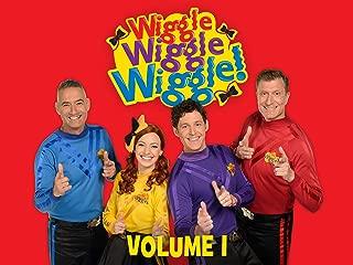 The Wiggles, Wiggle, Wiggle,Wiggle! Volume 1