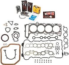 Evergreen Engine Rering Kit FSBRR3029EVE000 Fits 94-99 Nissan 200SX Sentra Infiniti G20 SR20DE Full Gasket Set, Standard Size Main Rod Bearings, Standard Size Piston Rings