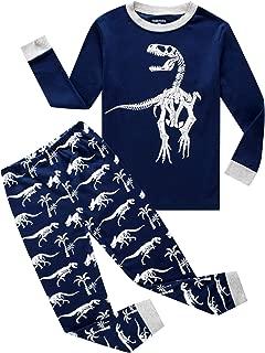 dinosaur pyjamas 4-5