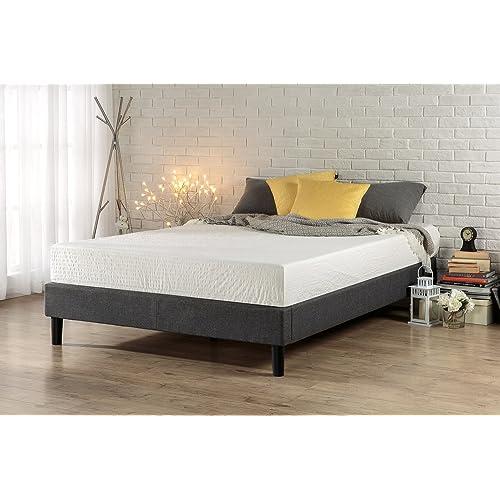 Full Size Platform Bed Amazon Com