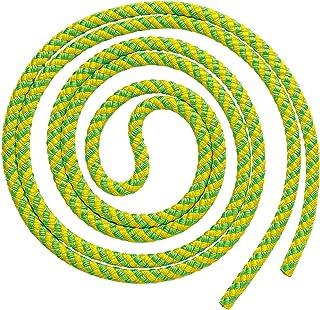 樱花(SASAKI) 新体操 少年螺旋绳 麝香葡萄绿×荧光黄 MJ-243