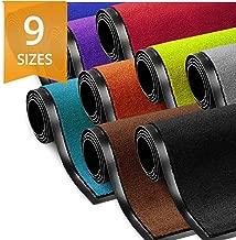 etm Dirt Trapper Door Mat - Highly Absorbent Non Slip Mat for Indoor and Outdoor Use | Grey – 60x90 cm