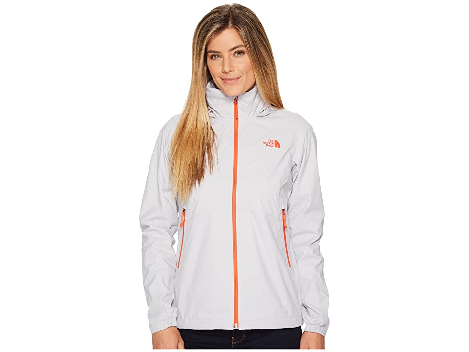 The North Face Resolve Plus Jacket (High Rise Grey) Women