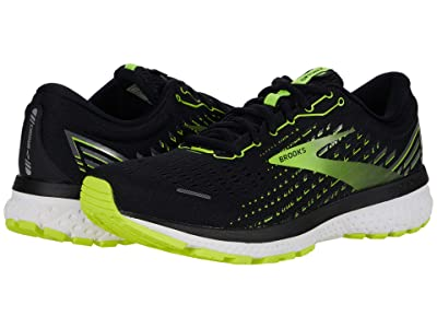 Brooks Ghost 13 (Black/Nightlife/White) Men