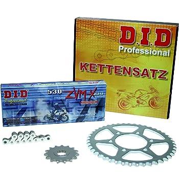 DID X-Ring gold Kettenkit Suzuki GSX 1400 verstärkt BN1111 02-07