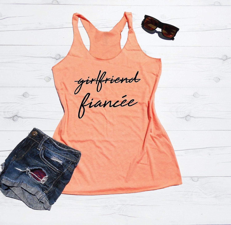 Girlfriend San Antonio Mall Fiancee Brand new Tank Shirt Ta to