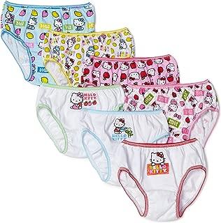 Hello Kitty Handcraft Little Girls Underwear (Pack of 7), Multi