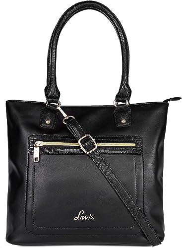 Lavie Kalani Medium Vertical Women's Tote Bag (Black)