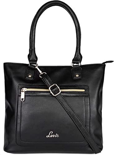 Kalani Medium Vertical Women s Tote Bag Black