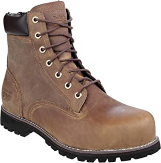Mens Eagle Pro Penetration Resistant Leather Work Safety Boot