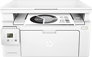 HP LaserJet Pro M130a-G3Q57A Print/Scan/Copy Multi Functional Printer-White
