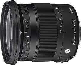 Sigma 17-70mm F2.8-4 Contemporary DC Macro OS HSM Lens for Nikon (Renewed)