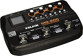 Nux Multi-effects Processor (MG-200)