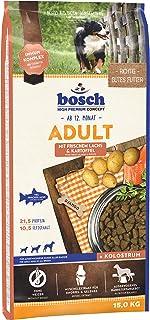 bosch HPC Adult | con Salmón fresco y Patata | Comida seca