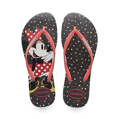 Havaianas Slim Magic Minnie Sandal