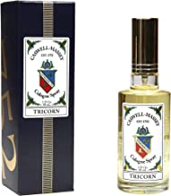 product image for Caswell-Massey Tricorn Cologne Spray, Original Formula - Fragrance For Men With Bangalore Sandalwood, Citrus and Musk Scent - 88 ml