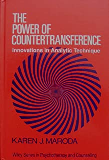 Power of Counter Transference: Innovations in Analytic Technique
