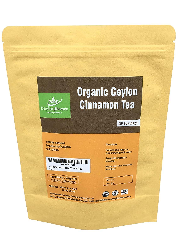 Organic Max 69% OFF Challenge the lowest price of Japan Ceylon cinnamon tea bags premium real or grade ci true