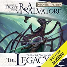 The Legacy: Legend of Drizzt: Legacy of the Drow, Book 1