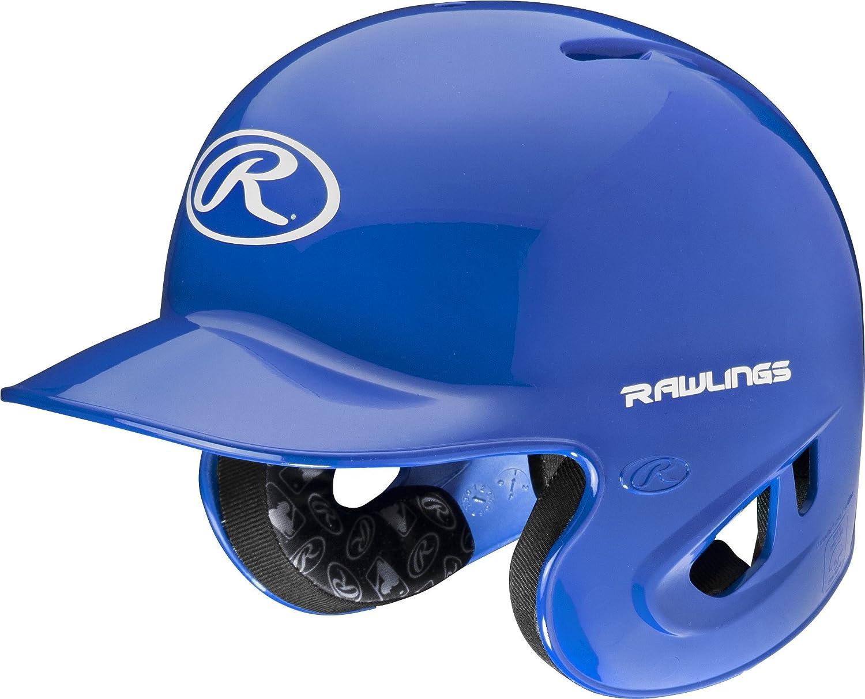 Rawlings 90 MPH College High School Batting Helmet, Royal, Large