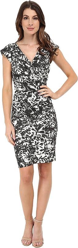 Beckett Electromagnetic Flora Dress