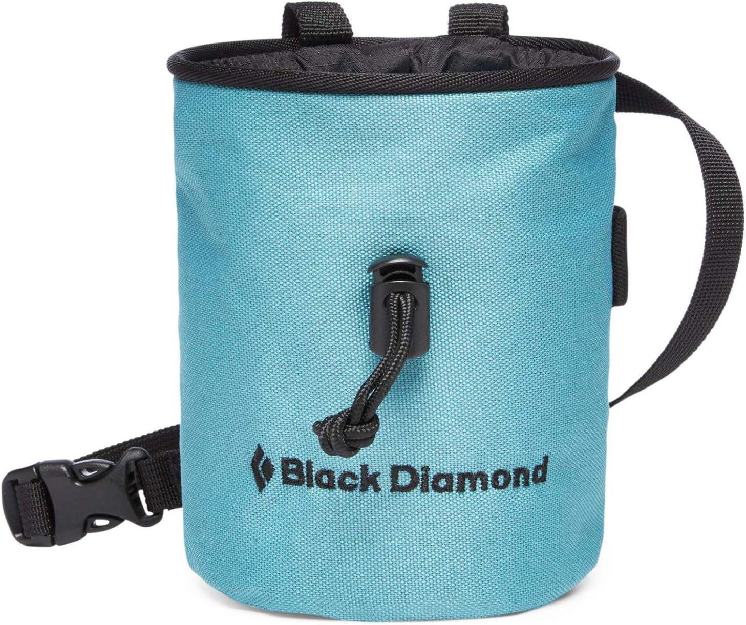 Black Diamond Mojo Chalk Bag, Unisex Adulto