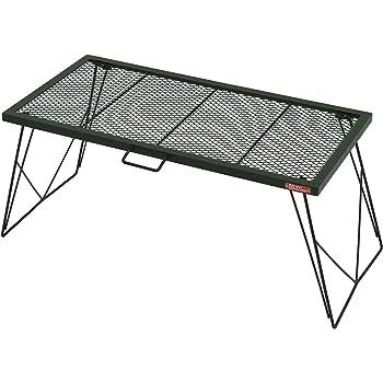 テントファクトリー FDテーブル900MH TF-WLSW-FD900MH モスグリーン 95.5×45×42.5(H)cm