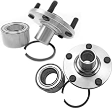 Bodeman - Pair (2) Front Wheel Hub & Bearing Repair Kit for 2002-2006 Nissan Altima 3.5L Models/for 2000-2008 Nissan Maxima/for 2005-2006 Nissan X-Trail